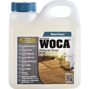 Woca Natuurzeep naturel - 1L