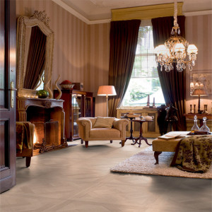 Quickstep Arte 9,5mm Versailles wit geolied