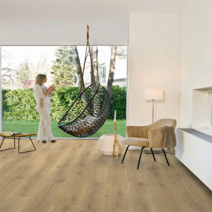 Quickstep Creo 7mm eik natuur Tennesee