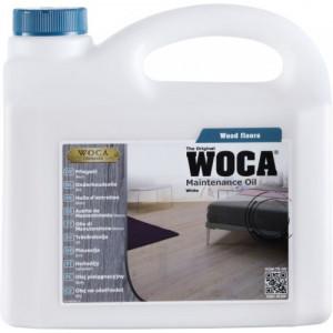 Woca Onderhoudsolie wit - 1L